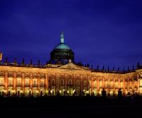 Potsdam Neues Palais, Ehrenhof. ©TMB/Ihlow