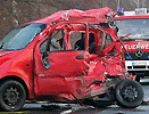 Więcej rannych i mniej ofiar śmiertelnych w wypadkach na brandenburskich drogach