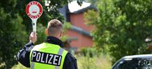 Polizei Rockerkontrolle