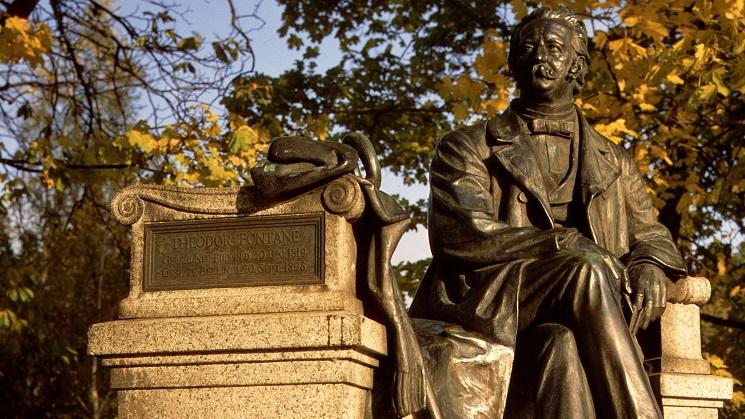 Pomnik Theodora Fontane