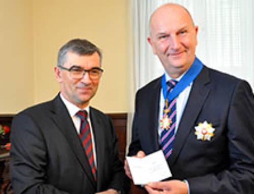Premier Brandenburgii uhonorowany jednym z najwyższych polskich odznaczeń