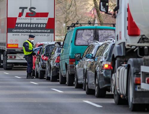 Aktualne informacje dotyczące nowych regulacji na granicy z Polską
