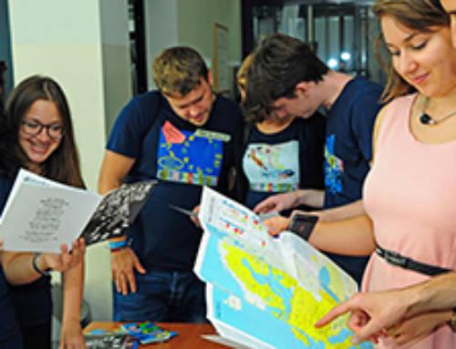 Europamobil odwiedzi ponownie brandenburskie szkoły i przybliży uczniom zalety zjednoczonej Europy